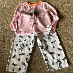 NWT pajama set